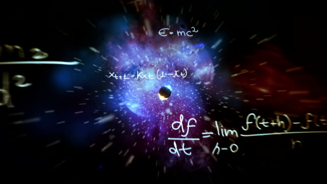 Galaxy equations Galaxy equations mathematics stock videos & royalty-free footage