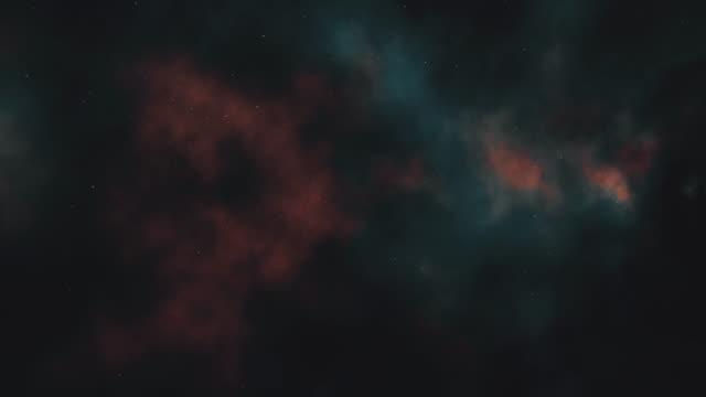galaxy or space backgrounds, digital animation - układ słoneczny filmów i materiałów b-roll