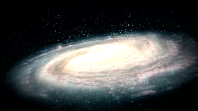 galaxy - gravitationsfeld stock-videos und b-roll-filmmaterial