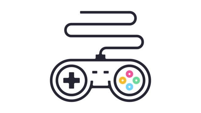 Gaming Icon Animation