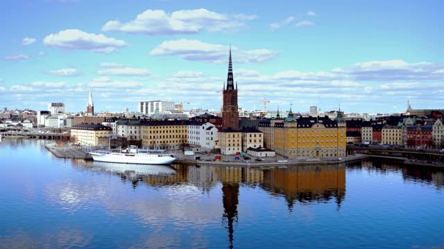Gamla Stan in Stockholm, Sweden video