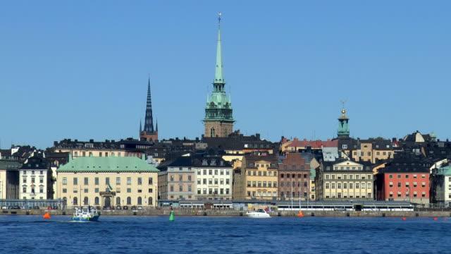 Gamla Stan - Stockholm, Sweden video