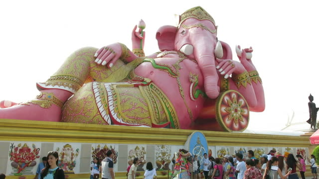Ganesha Statue video