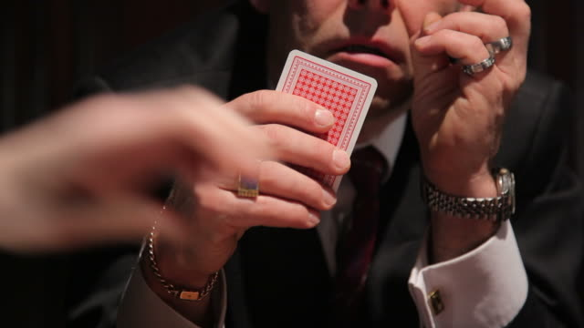 Gangster Card Game video