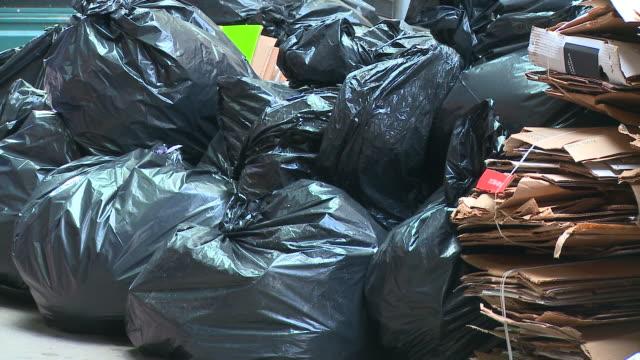 HD: Garbage Bags video