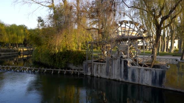 garden park in tomar, portugal - jesus christ filmów i materiałów b-roll
