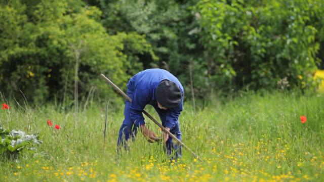 Garden Work video
