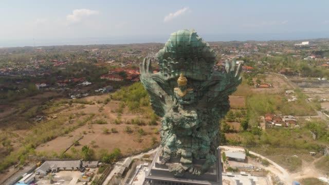 巴厘島加魯達·維斯努·肯納文化公園 - 亞太地區 個影片檔及 b 捲影像