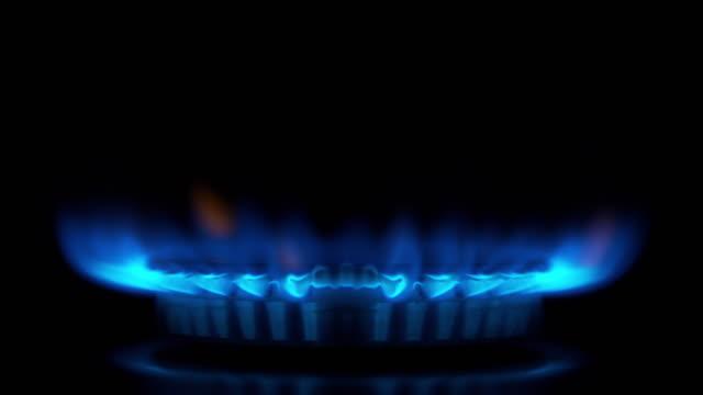 4K: Gas burner