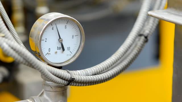 gas pressure gauge isn't normal video