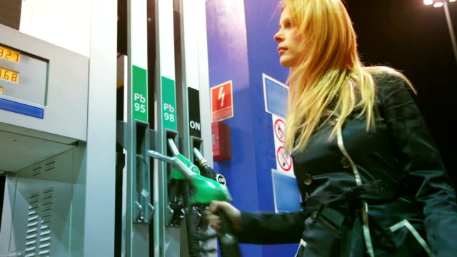 Gas station – Video
