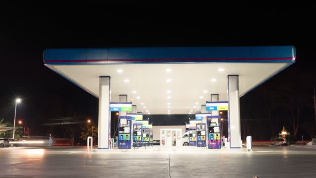 Gas station video