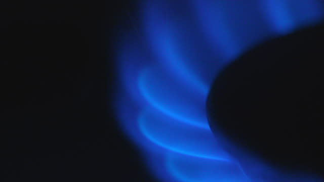 Gas Stove Burning video