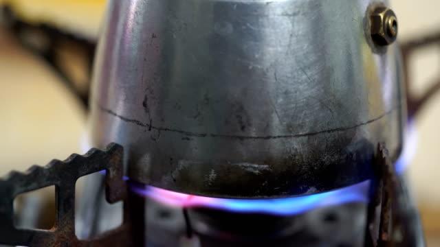 Gas Stove - Close up