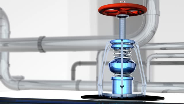 Gas tap with tubes video