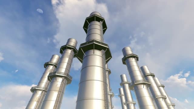 Gas Turbine Power Plant video
