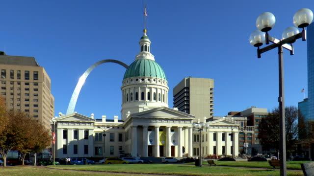 Gateway Arch - St Louis, Missouri video