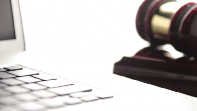 Gavel and Computer video