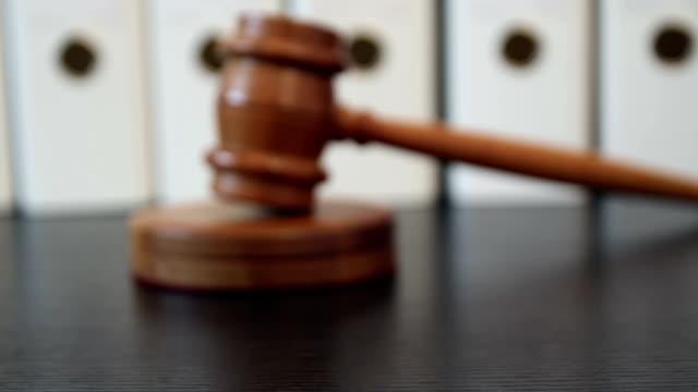 Gavel legal video
