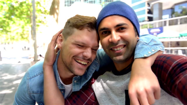 gay and happy - same sex couples stock videos and b-roll footage