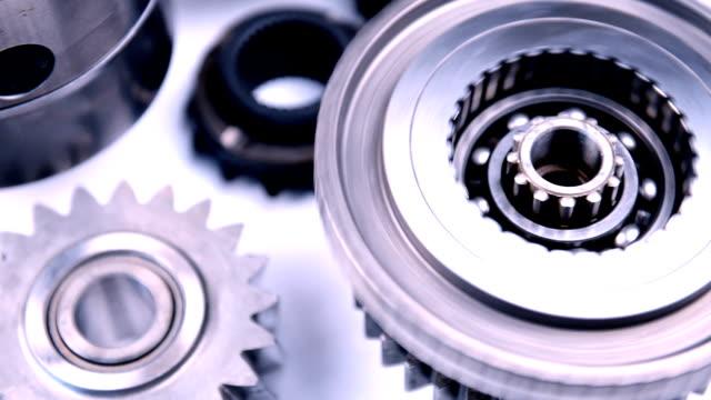 gear wheels video