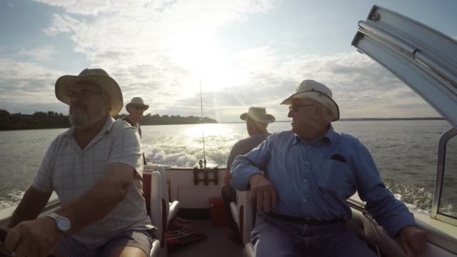 Generation Mature Five Brothers Fishing Trip Big River – Video