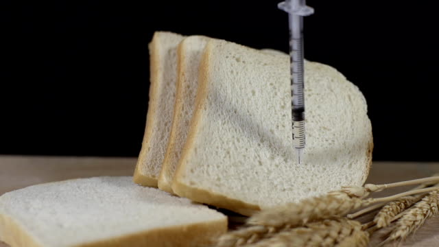 HD SUPER SLOW-MO: Genetically Modified Food video