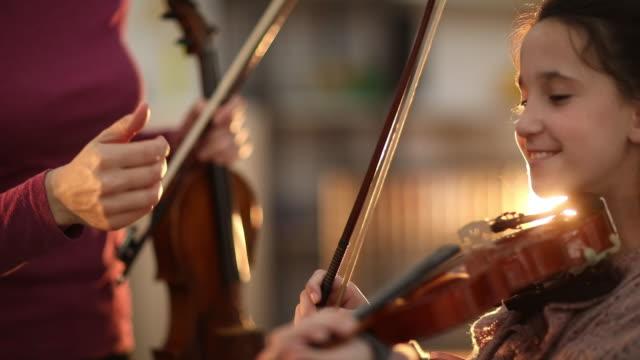 Genius violinist