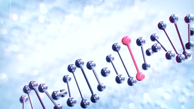 ゲノム編集 (対角、ブライト) - 編集者点の映像素材/bロール