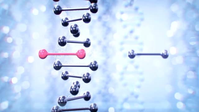 ゲノム編集 (垂直、ブライト) - 編集者点の映像素材/bロール