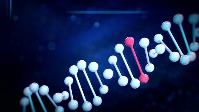 ゲノム (対角、暗い) を編集 - 編集者点の映像素材/bロール
