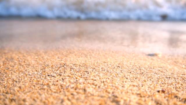 milda havs vågor - sand bildbanksvideor och videomaterial från bakom kulisserna