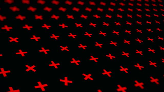 geometrischen abstrakten hintergrund (endlos wiederholbar) - plus stock-videos und b-roll-filmmaterial