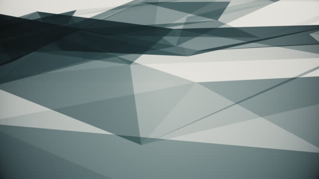 geometric abstraction 4K background video