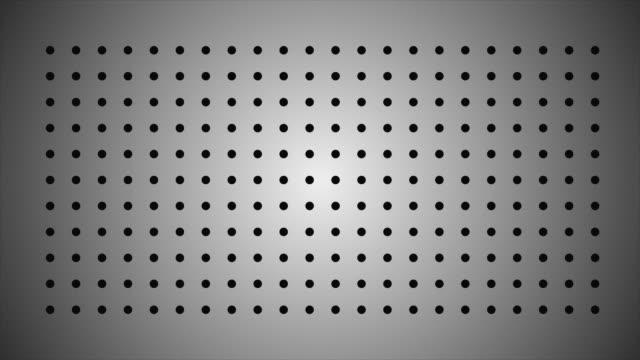 vídeos y material grabado en eventos de stock de círculos geométricos antecedentes ondulados - forma