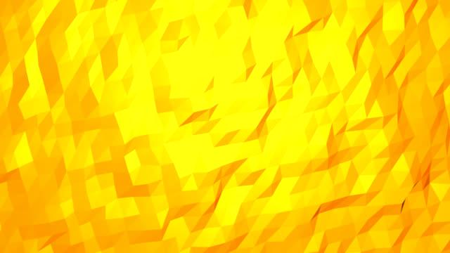 stockvideo's en b-roll-footage met geometrische background.3d animatie - magazine mockup