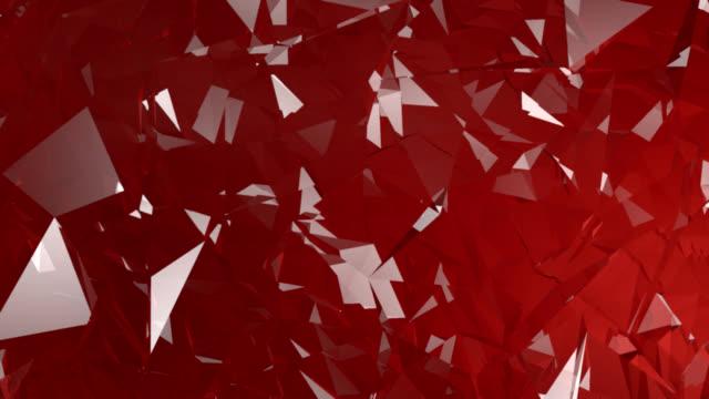 Geometrical background.HD animation video