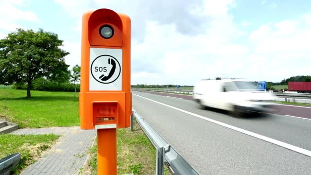 SOS - German Emergency Road Telephone video