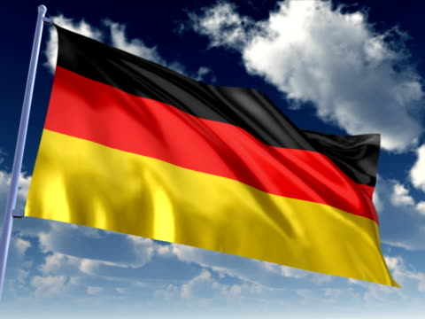 Deutsche Flagge  – Video