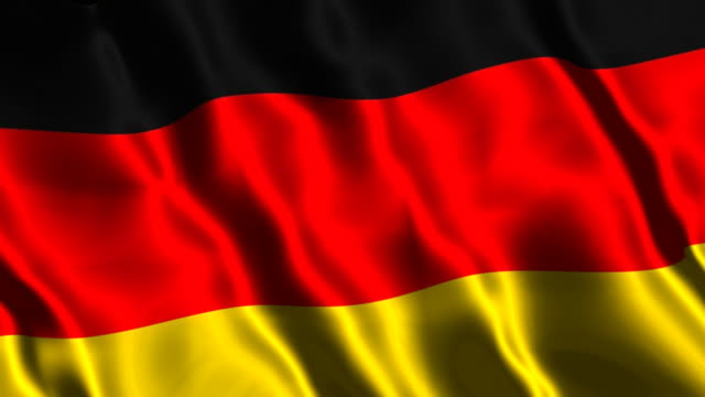 German Flag (Loop Video) video