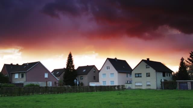 CRANE DOWN: German Village video