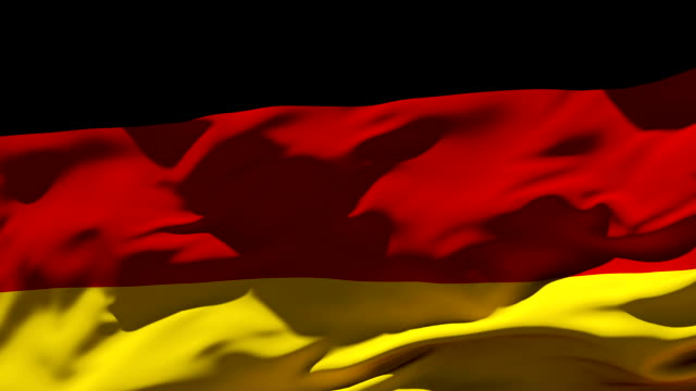Germany Flag | Loopable video