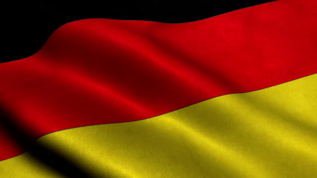 Germany National Flag video