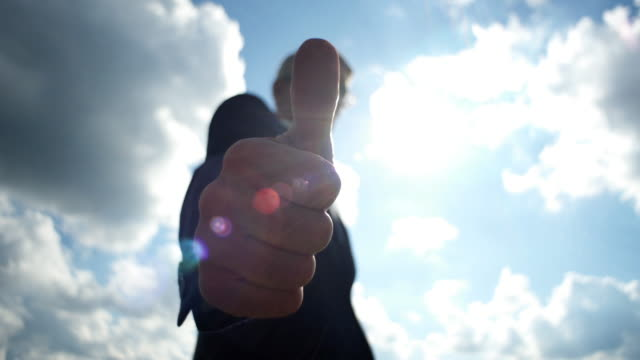 Gesture of success video