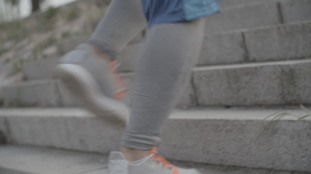 4K: Get Fit In The City. video