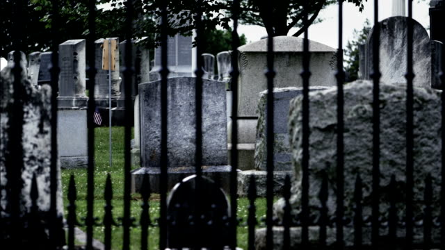 Gettysburg National Cemetery video