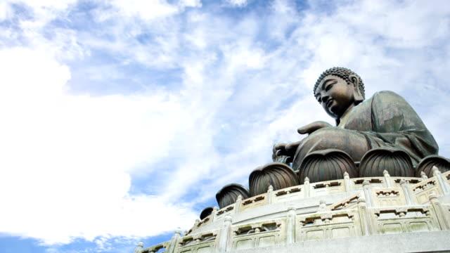 Giant Buddha video