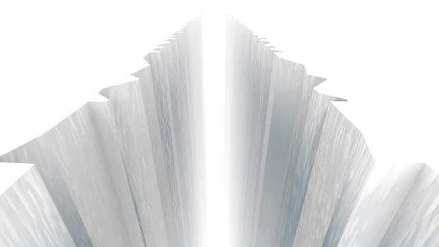 巨大な仕切り棚氷 ビデオ