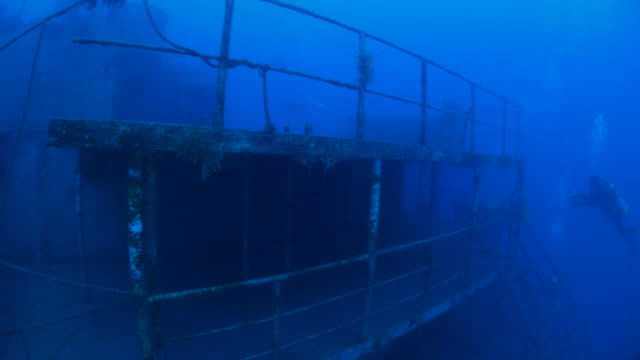 Giant military shipwreck in Taiwan video