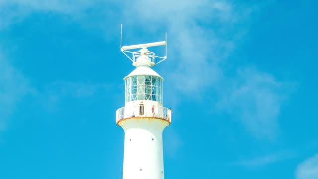Gibb's Hill Lighthouse, Bermuda. Medium Shot. video